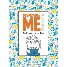 DESPICABLE ME DLX COLORING BOOK
