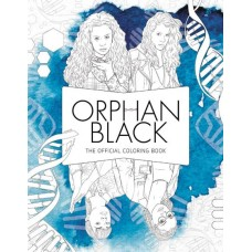 ORPHAN BLACK OFFICIAL COLORING BOOK