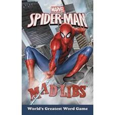 MARVEL SPIDER-MAN MAD LIBS