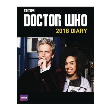 DOCTOR WHO DIARY 2018 ED