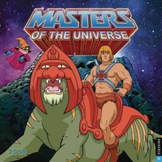 HE MAN & MASTERS OF UNIVERSE 2018 WALL CALENDAR