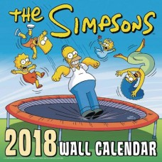 SIMPSONS 2018 WALL CAL