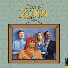 SON OF ZORN 2018 WALL CAL