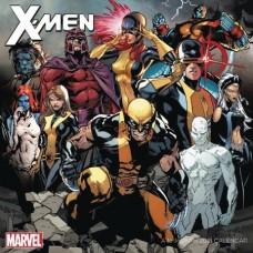 X-MEN 16 MONTH 2018 WALL CAL
