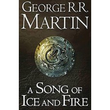 GEORGE RR MARTIN SONG ICE & FIRE 2018 WALL CAL