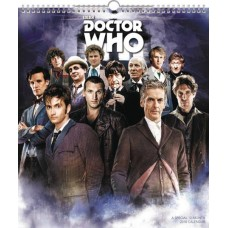 DOCTOR WHO SPECIAL ED 2018 WALL CALENDAR