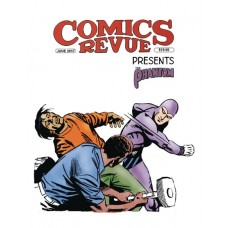 COMICS REVUE PRESENTS JUN 2017