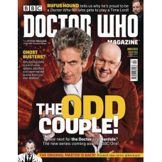 DOCTOR WHO MAGAZINE #513