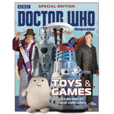 DOCTOR WHO MAGAZINE SPECIAL #46 TOYS AND GAMES