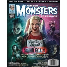 FAMOUS MONSTERS OF FILMLAND #287 SUICIDE SQUAD VARIANT