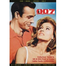 007 MAGAZINE PRESENTS FRONT HOUSE AND LOBBY CARDS