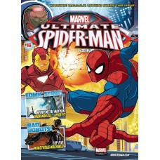 ULTIMATE SPIDER-MAN MAGAZINE #16