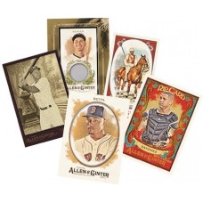 TOPPS 2017 ALLEN & GINTER BASEBALL T-C BOX (Net)