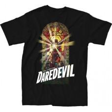 MARVEL DAREDEVIL #15 BLACK T-S XL
