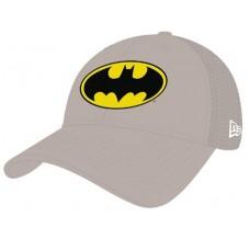BATMAN SYMBOL WASHED TRUCKER SNAP BACK CAP