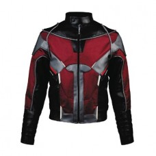 CIVIL WAR ANT-MAN INSPIRED JACKET LG (Net)