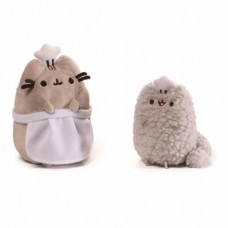 PUSHEEN BAKING COLLECTIBLE SET PLUSH