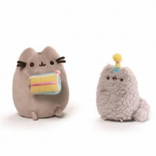 PUSHEEN BIRTHDAY COLLECTIBLE SET PLUSH
