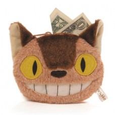 GUND TOTORO CAT BUS COIN PURSE