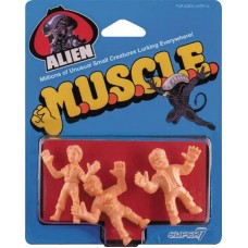 ALIEN MUSCLE FIGURES PACK D (Net)