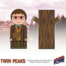 TWIN PEAKS LOG LADY-LOG PIN MATE SET (Net)