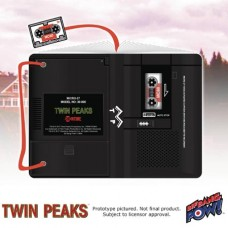 TWIN PEAKS MICROCASSETTE MINI JOURNAL (Net)