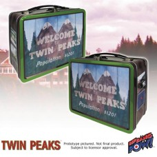 TWIN PEAKS WELCOME TO TWIN PEAKS TIN TOTE (Net)