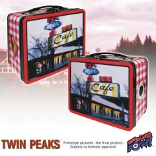 TWIN PEAKS DOUBLE R DINER TIN TOTE (Net)