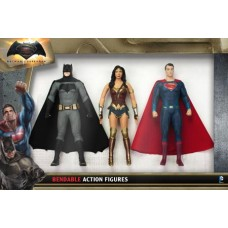 BVS 3-PC SET 5.5IN BENDABLE FIGURE