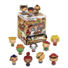 PINT SIZED HEROES STREET FIGHTER 24PC BMB DISP