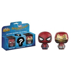 PINT SIZED HEROES SPIDER-MAN HOMECOMING 24PC BMB DISP