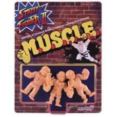 STREET FIGHTER II MUSCLE FIGURES PACK B (Net)