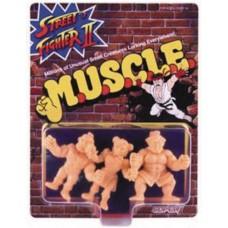 STREET FIGHTER II MUSCLE FIGURES PACK D (Net)