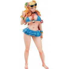 PLEASE TELL ME GALKO CHAN GALKO 1-6 PVC FIG SWIMSUIT VER