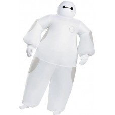 BIG HERO 6 BAYMAX INFLATABLE ADULT UNI-SEX COSTUME
