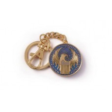 FANTASTIC BEASTS MACUSA CREST KEYCHAIN