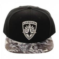 GOTG EMBROIDERED ICON WITH SUBLIMATED BILL SNAPBACK HAT