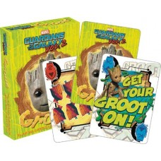 GOTG 2 BABY GROOT PLAYING CARDS