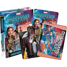 GOTG 2 MOVIE PLAYING CARDS