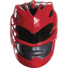 POWER RANGERS MOVIE RED RANGER ADULT HELMET