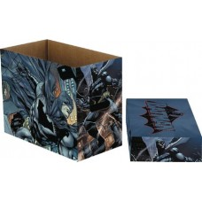 DC COMICS BATMAN JUMP 5 PK SHORT COMIC STORAGE BOX
