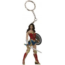 DC MOVIE WONDER WOMAN FIGURAL KEYCHAIN