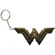 DC MOVIE WONDER WOMAN LOGO KEYCHAIN