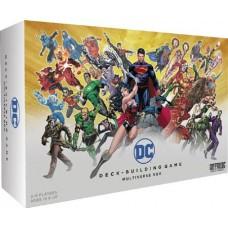 DC COMICS DECK BUILDING GAME MULTIVERSE EXP