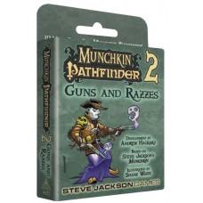MUNCHKIN PATHFINDER 2 GUNS AND RAZZES EXP