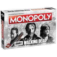 WALKING DEAD AMC MONOPOLY