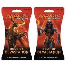 MTG TCG HOUR OF DEVESTATION BUNDLE PACK