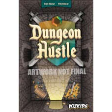 DUNGEON HUSTLE BOARD GAME