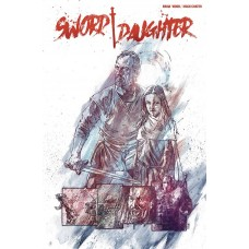 SWORD DAUGHTER #1 CVR B CHATER
