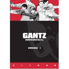 GANTZ OMNIBUS TP VOL 01 (MR)